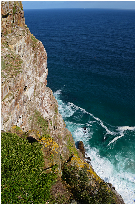 Cape Point itself, the southwesternmost tip of Africa.